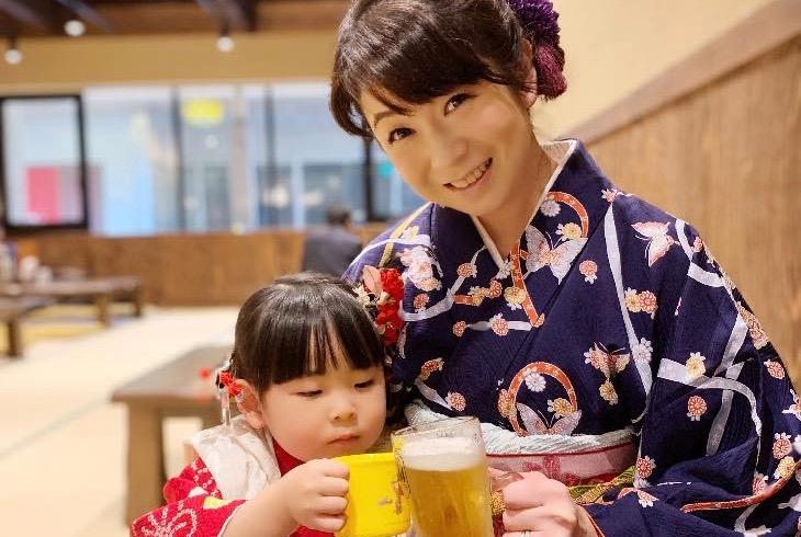 子連れ新年会で重宝したお店『しんぱち食堂 蒲田西口はなれ』