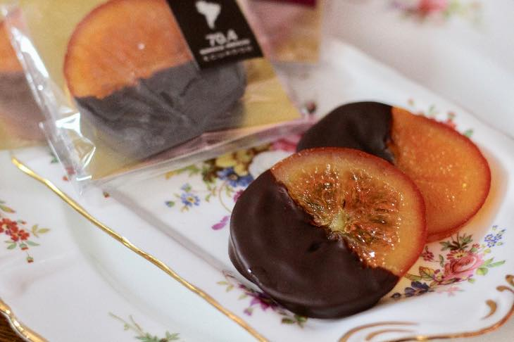 高級チョコレートと過ごす「おうち時間」『CALLEBAUT BARRYLATE ORANGETTE  (カレボー バリイレイト オランジェット)』