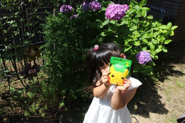 子供が大好きピカチュウグミが登場!形が可愛すぎる!