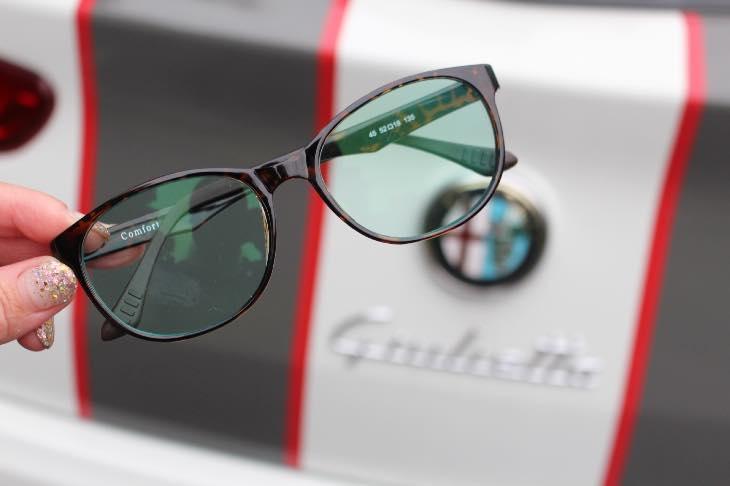 ほうれい線・シワ・シミ・たるみなどをケアするUVカットメガネがあるって知ってた?!特許出願中。