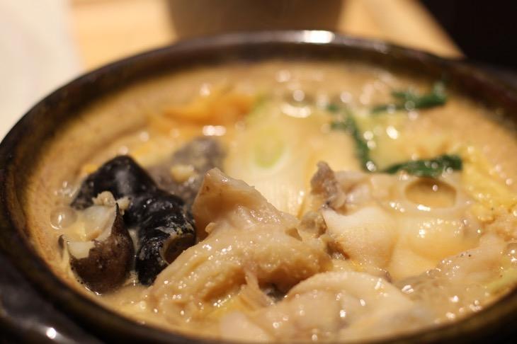 冬の味覚「あんこう」と言えば「茨城」!東京で茨城の「あんこう」が自分専用で食べられる店。