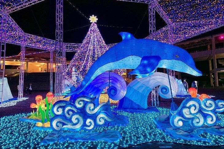 Merry Christmas☆八景島シーパラダイスへ!重宝した『MEROバック』
