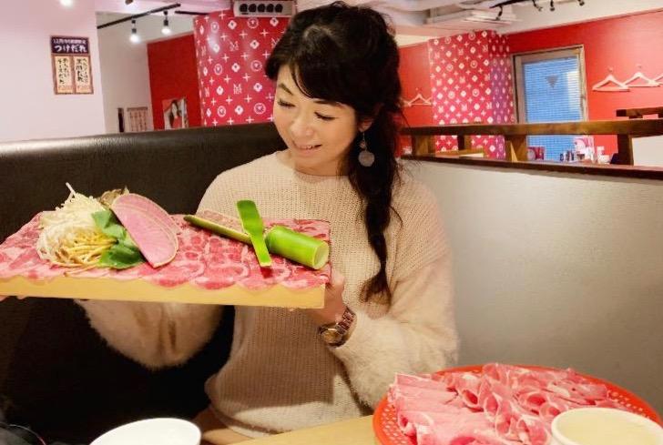 15時〜アルコールOK!主婦に嬉しいヘルシーラムしゃぶ店『めり乃 横浜店』