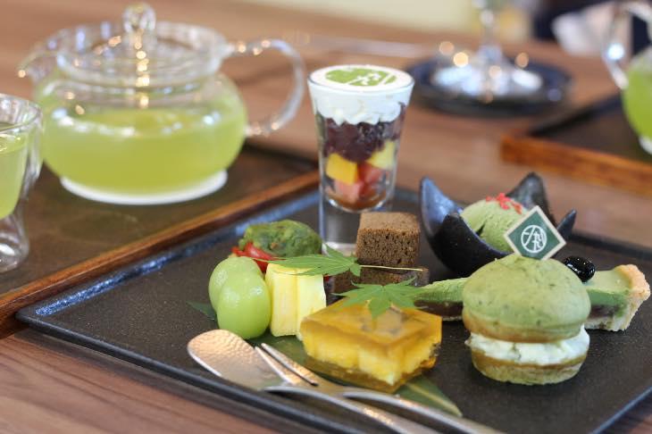 9月末までの夏季限定スイーツご紹介!日本茶を「淹れる」「食す」レストラン「レストラン1899お茶の水」